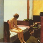 Hotel room 1931
